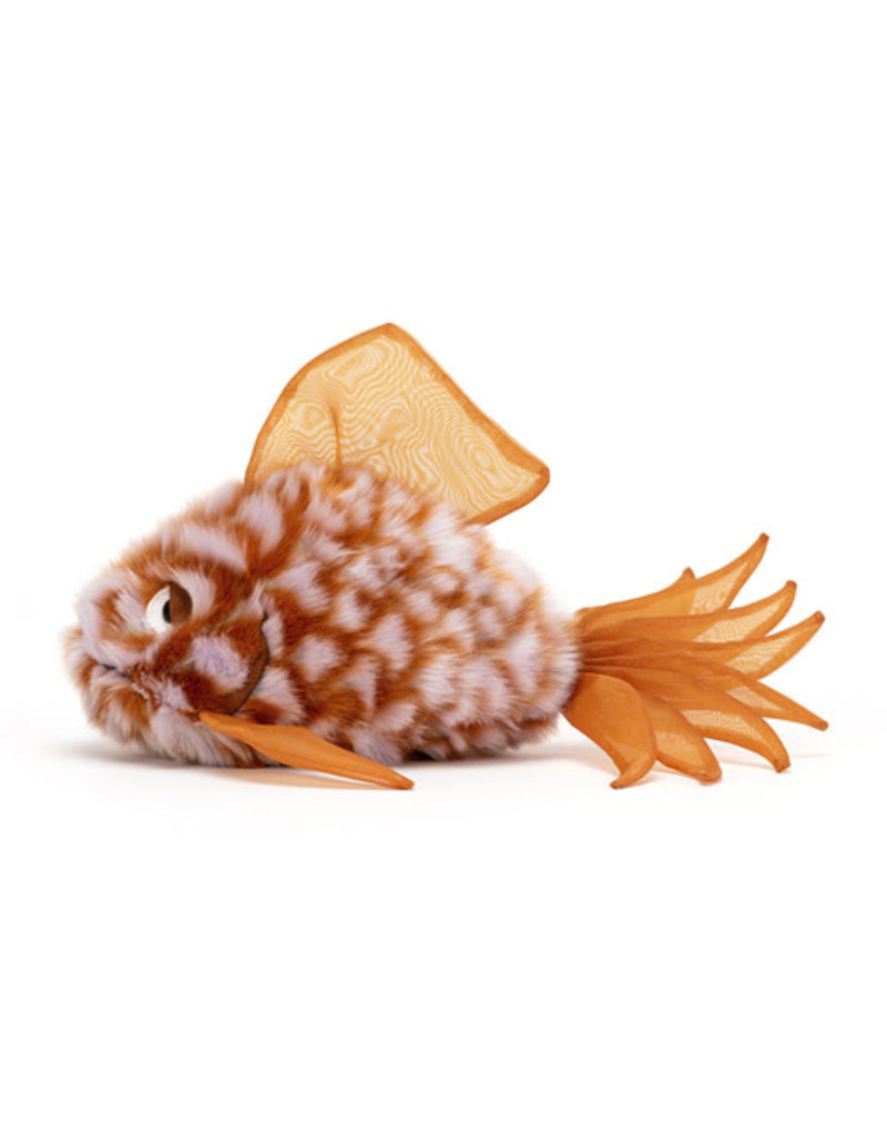 Jellycat Jellycat - Grumpy Fish Orange