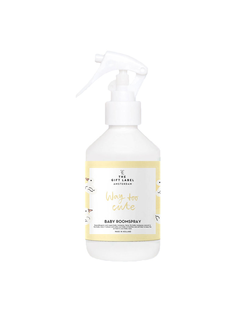 The Gift Label The Gift Label - Baby Room Spray
