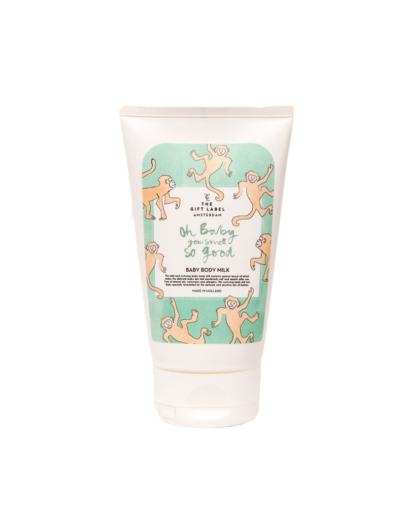 The Gift Label The Gift Label - Baby Body Milk