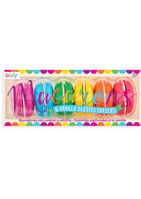 Ooly Ooly - Gummen met geur Macaron