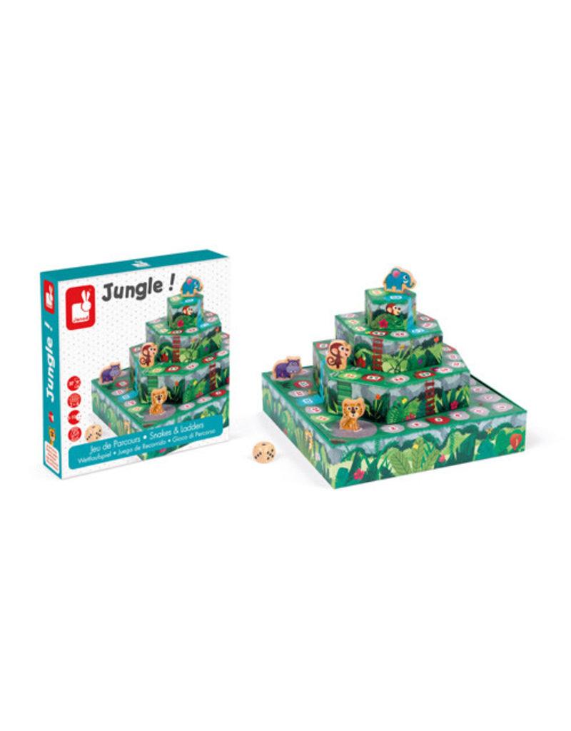 Janod Janod Spel - Jungle!