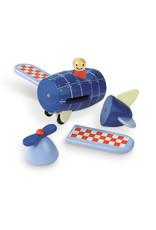 Janod Janod Magneetset - Vliegtuig