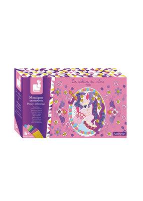 Janod Janod Atelier - Mosaic foam pony's en eenhoorns