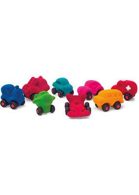 Rubbabu Rubbabu - Micro auto's assortiment (1st)