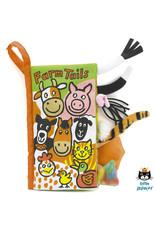 Jellycat Jellycat - Tails Farm Book