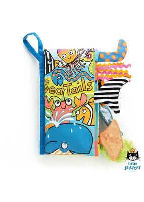 Jellycat Jellycat - Book Sea Tails