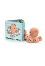 Jellycat Jellycat - If I were an Octopus Board Book