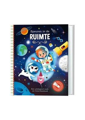 Boeken Boek - Speuren in de ruimte
