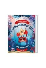 Boeken Boek - Wondere wereld pop-up Avontuur in de zee