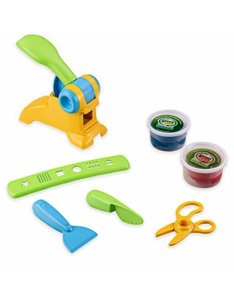 Greentoys Green Toys - kleiset met deegpers