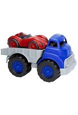 Greentoys Green Toys - oplegger met raceauto
