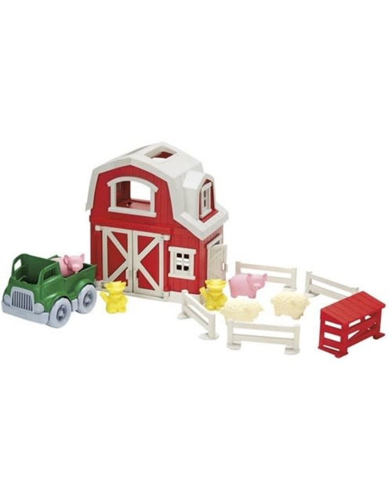 Greentoys Green Toys -  boerderij