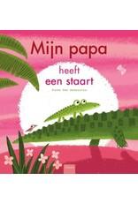 Boeken Clavis Boek - Mijn papa heeft een staart