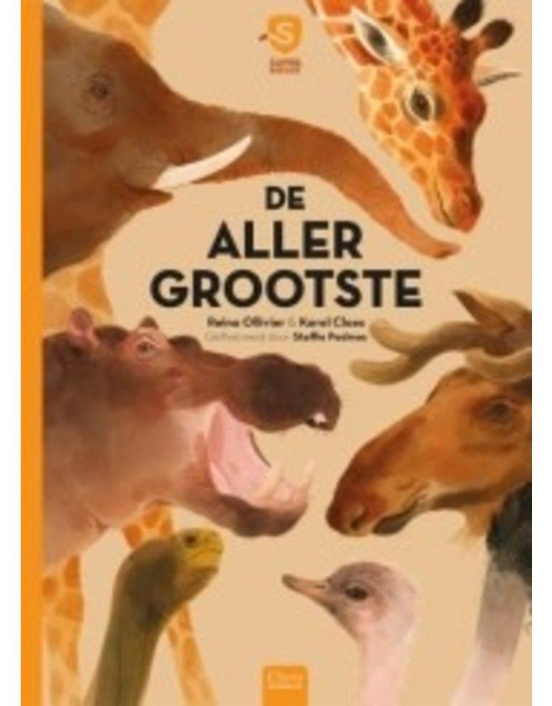 Boeken Clavis Boek - De allergrootste