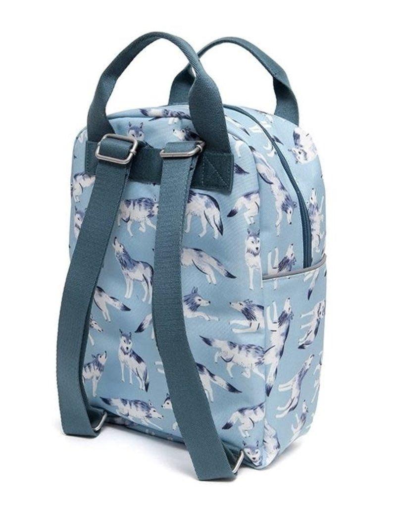Petit Monkey Petit Monkey - Backpack wolves Small