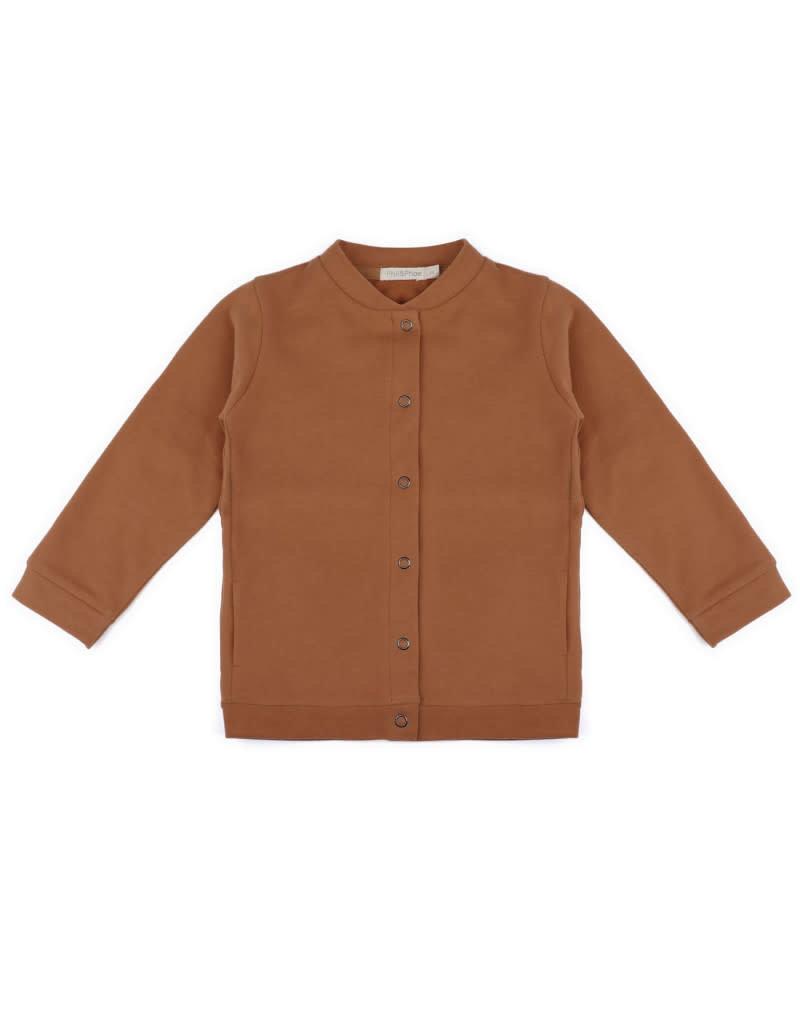 Phil & Phae Phil & Phae - Basic sweater cardigan essential - hazel