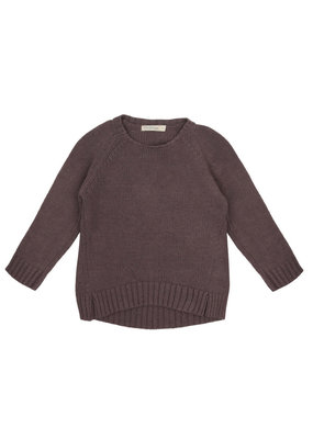 Phil & Phae Phil & Phae - cashmere blend knit sweater - dried lavender
