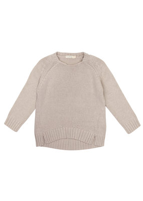 Phil & Phae Phil & Phae - cashmere blend knit sweater - straw
