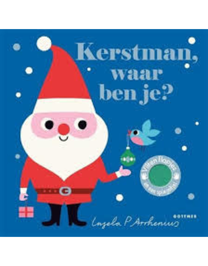 Boeken Boek - Kerstman, waar ben je?