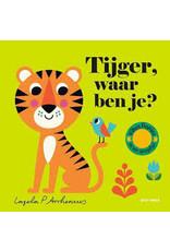 Boeken Boek - Tijger, waar ben je?