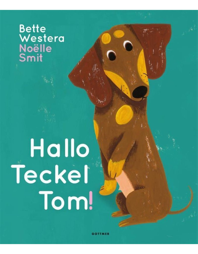 Boeken Boek - Hallo teckel Tom