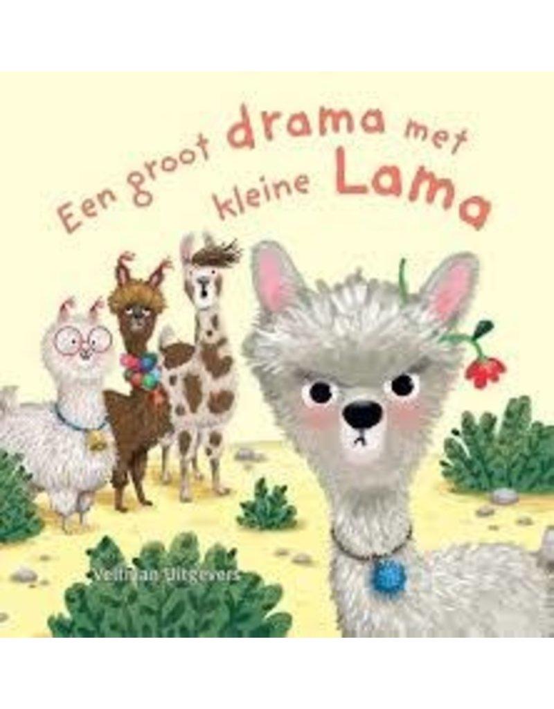 Boeken Boek - Groot drama met kleine lama