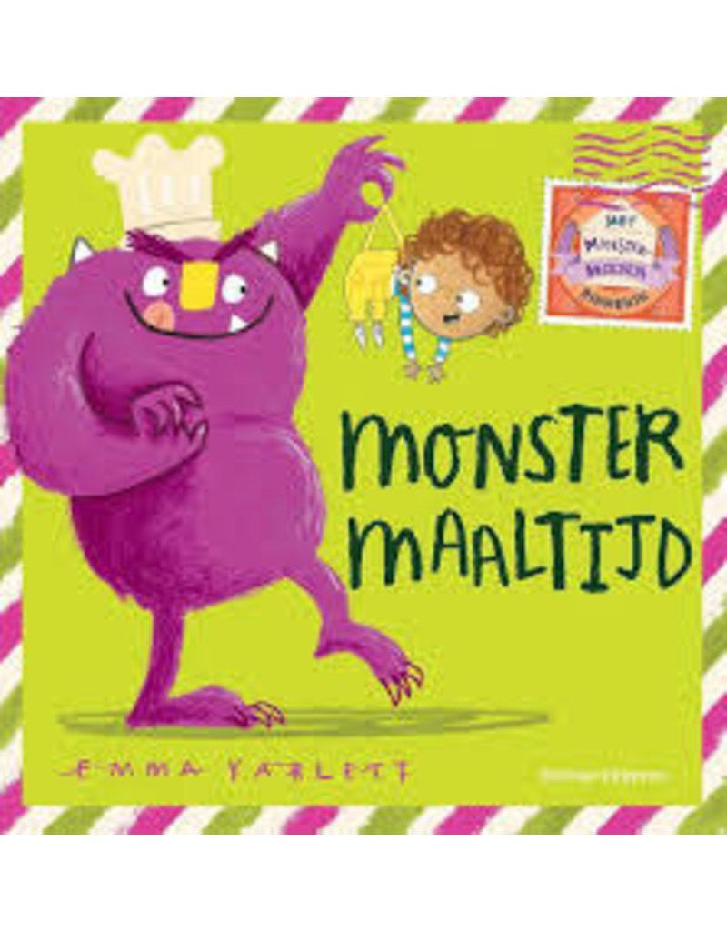 Boeken Boek - Monstermaaltijd