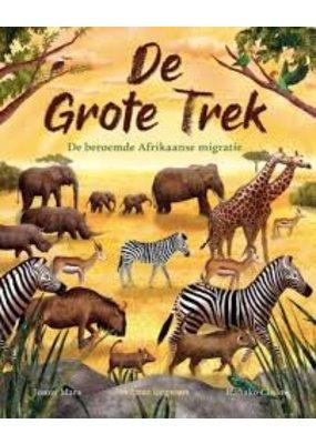 Boeken Boek - De grote trek