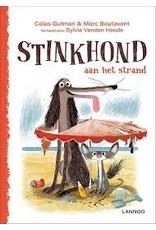 Boeken Boek - Stinkhond aan het strand