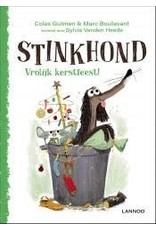 Boeken Boek - Stinkhond, vrolijk kerstfeest!