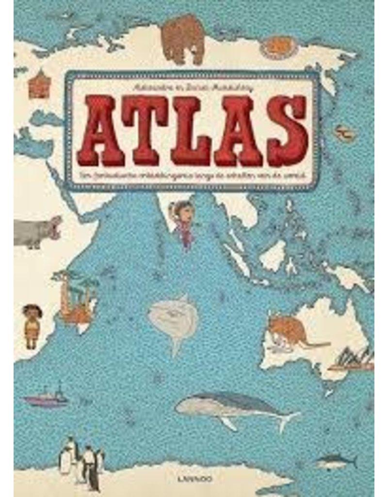 Boeken Boek - Atlas