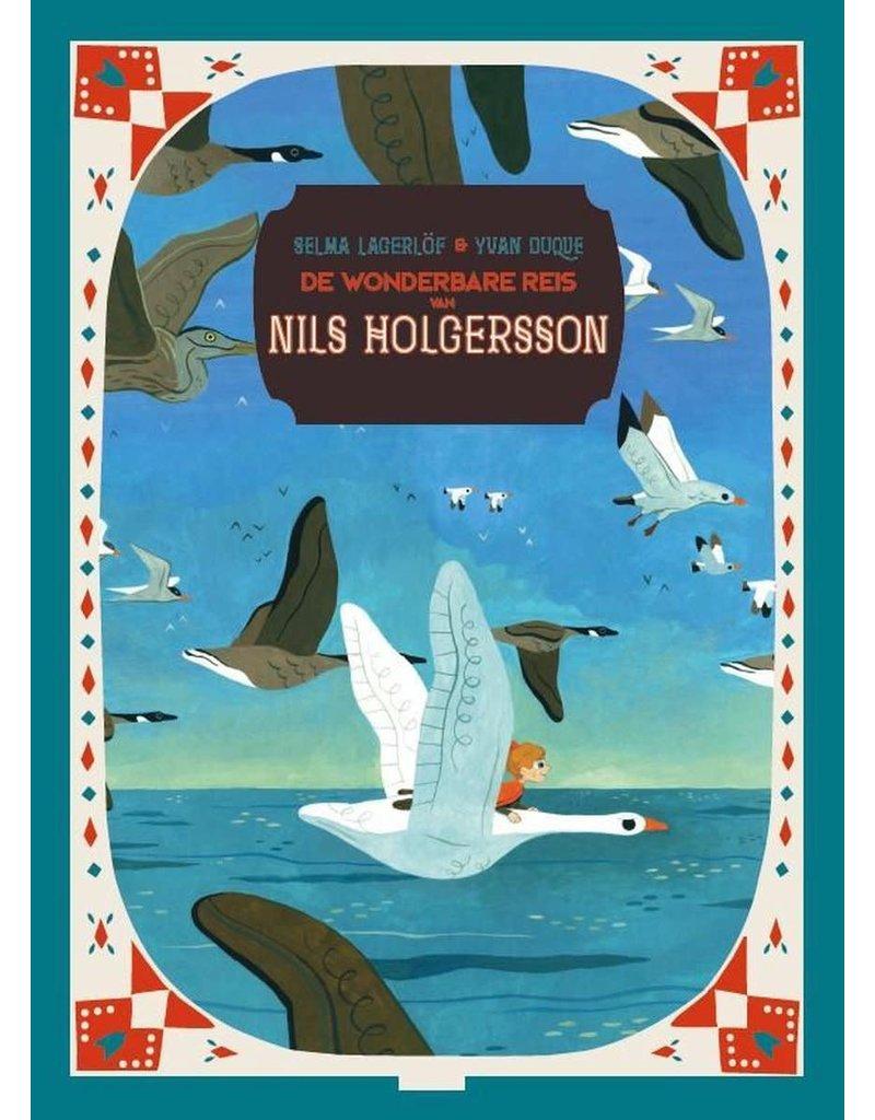 Boeken Boek - De wonderbare reis van Nils Holgersson
