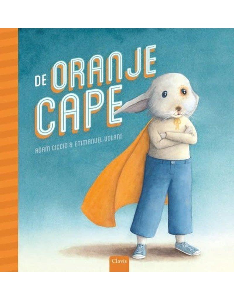 Boeken Clavis Boek - De oranje cape