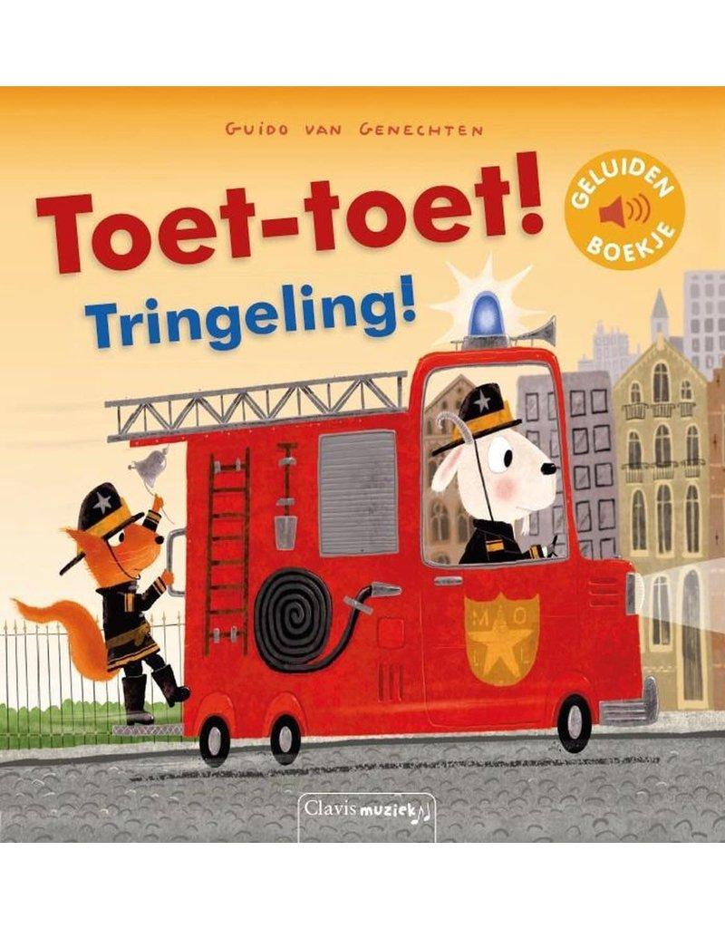 Boeken Clavis Boek - Toet toet tringeling!