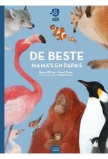 Boeken Clavis Boek - De beste mama's en papa's
