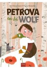 Boeken Clavis Boek - Petrova en de wolf