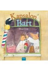 Boeken Clavis Boek - Kapsalon Bart