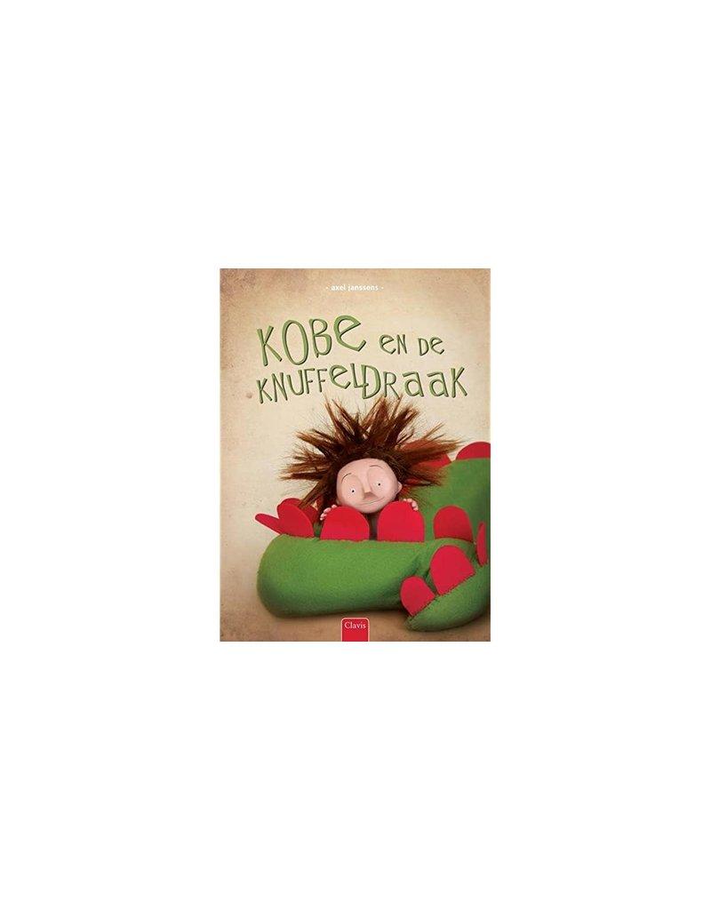 Boeken Clavis Boek - Kobe en de knuffeldraak
