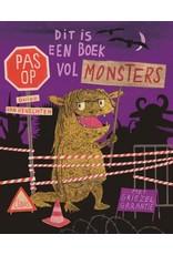 Boeken Clavis Boek - Dit is een boek vol monsters