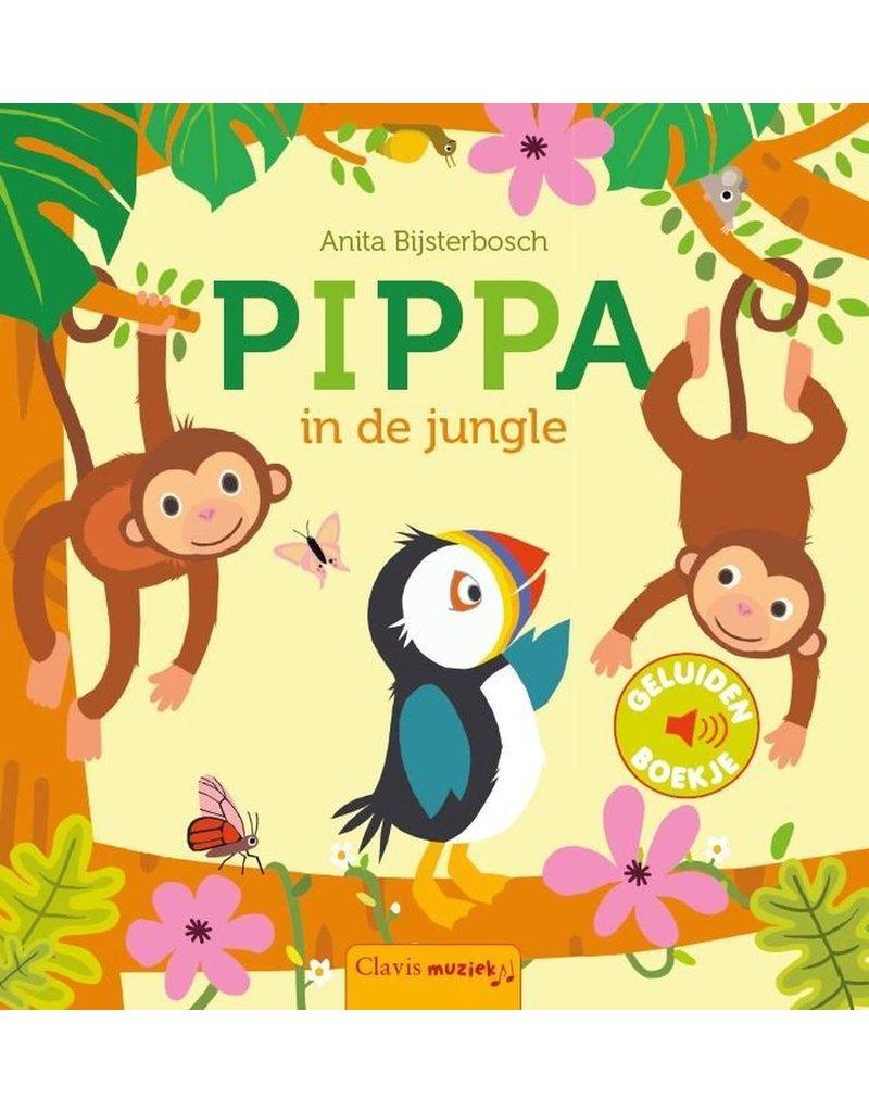 Boeken Clavis Boek - Pippa in de jungle