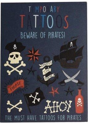 Rex London Rex London Piraten Tattoos