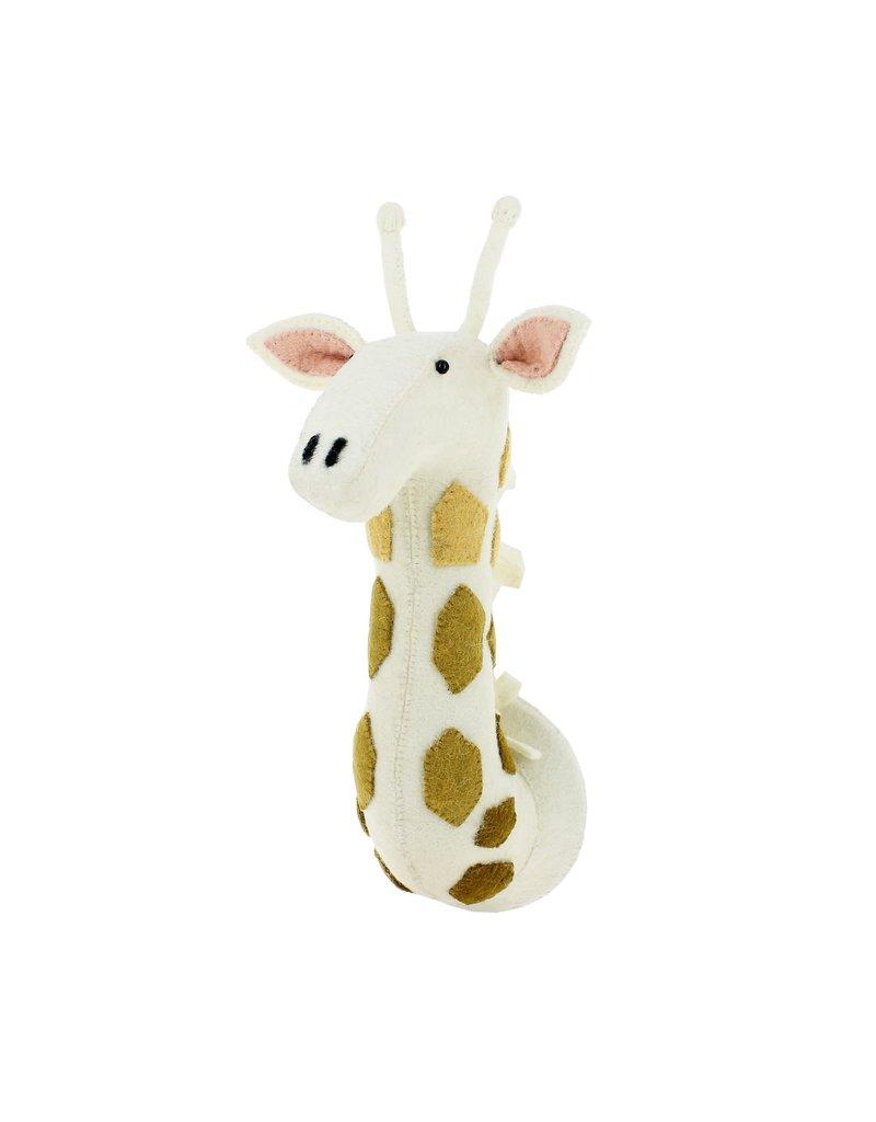 Fiona Walker England Fiona Walker - Giraffe Head with Tonal Spots (semi)