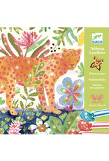 Djeco Djeco - Glitterplaten Tropic
