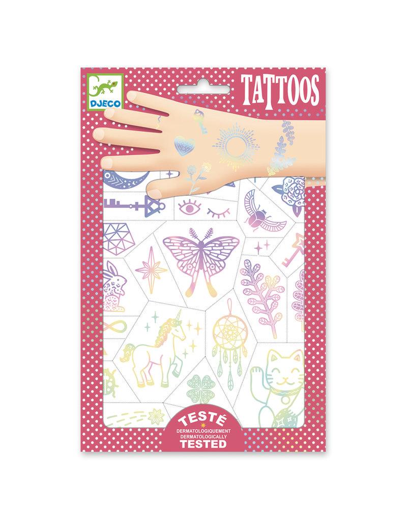 Djeco Djeco - Tattoos gelukssymbolen