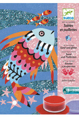 Djeco Djeco - Gekleurd zand regenboog van vissen