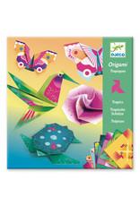 Djeco Djeco - Knutselset Tropen - Origami