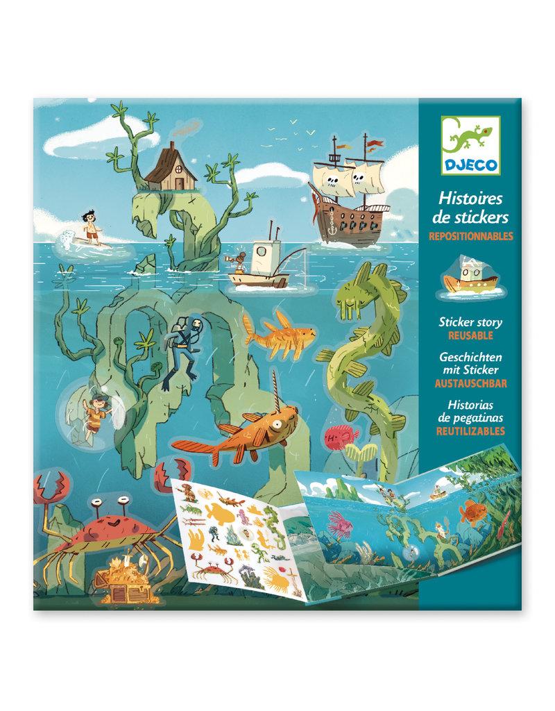 Djeco Djeco - Avonturen op zee
