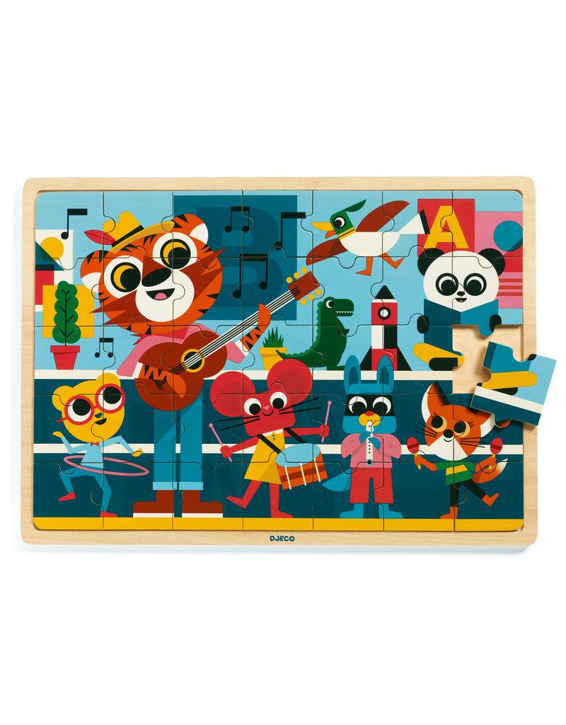 Djeco Djeco - Puzzel muziek