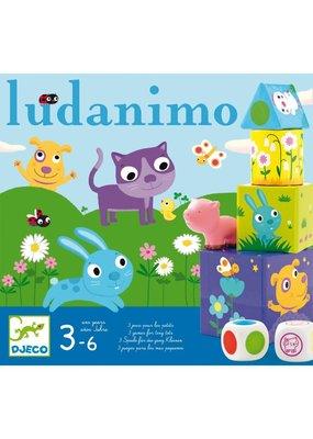 Djeco - Ludanimo 3 spellen