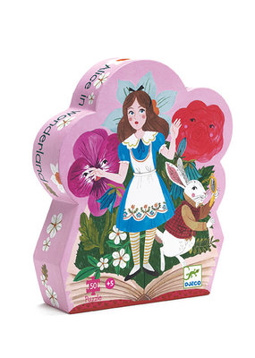 Djeco Djeco - Puzzel Alice in Wonderland